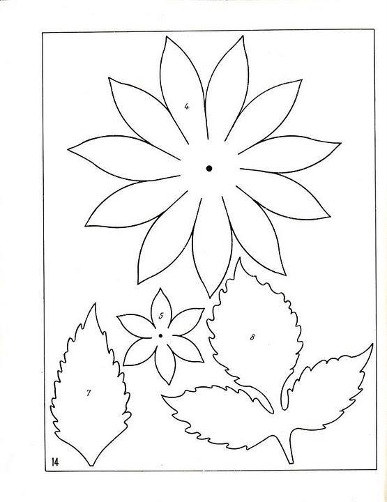 Цветы и листья Раскраски с цветами распечатать бесплатно