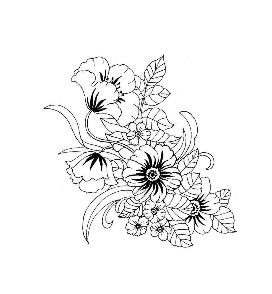 Очень красивый цветок